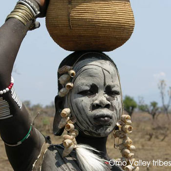 Omo Valley tribes Peoples